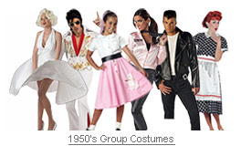 Group Halloween Costume Ideas - Halloween Costume for Groups