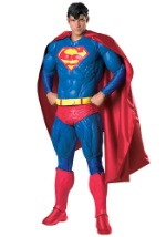 Adult Supreme Collectors Superman Costume