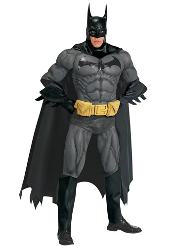 Collectors Batman Comic Book Costume