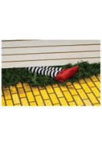 Wicked Witch Legs Decor