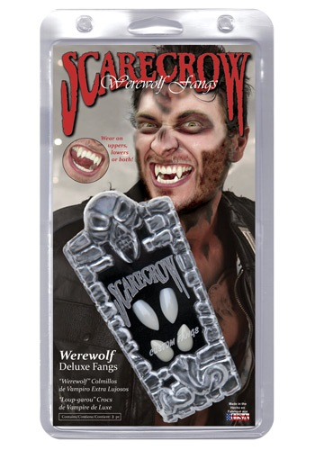 Adult Custom Werewolf Teeth