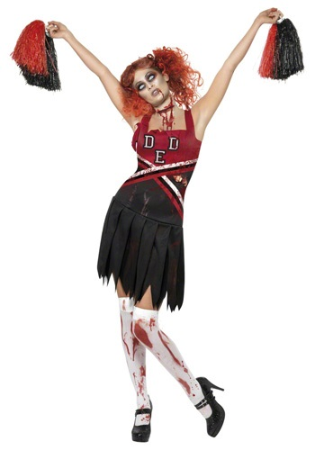 Zombie High Cheerleader Costume