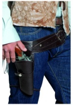 Cowboy Gunman Belt