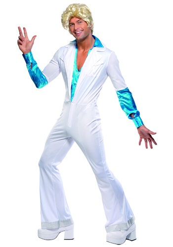 Mens 70s Disco Costume
