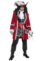 Regal Pirate Captain Costume