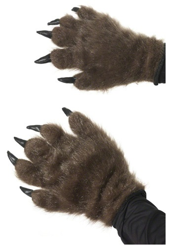 Hairy Wolf Paws