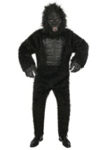 Teen Hairy Gorilla