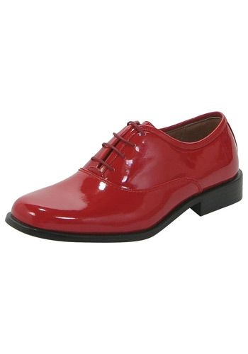 Men's Red Dress Shoes