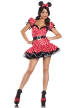 Flirty Miss Mouse Costume