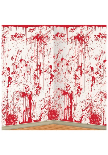 Blood Drip Wall Backdrop