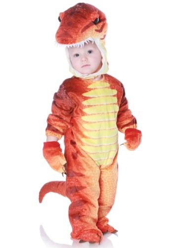 Toddler Rust T-Rex Costume