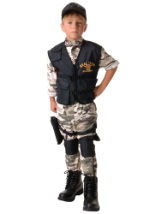 Boys SEAL Team Costume
