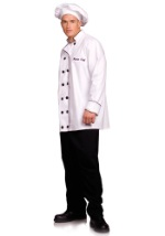 Plus Size Head Chef Costume