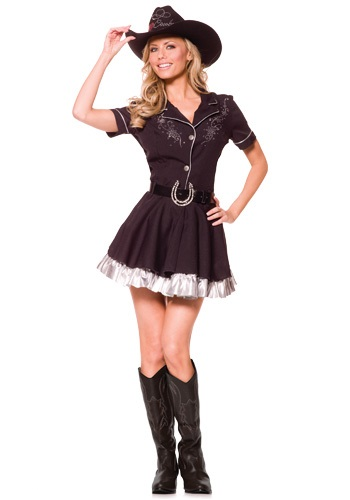 Rhinestone Rodeo Adult Costume