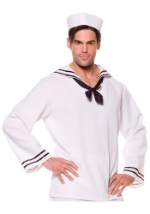 Mens Sailor Shirt Plus Size