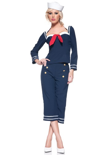Sassy Ship Mate Costume