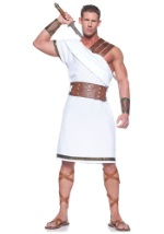 Greek Warrior Plus Size Costume