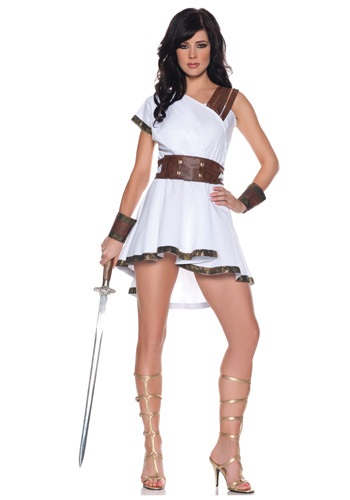 Ancient Greek Olympia Costume