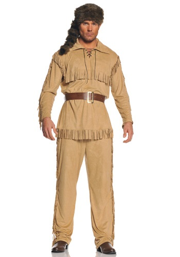 King of the Wild Frontier Costume