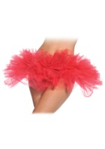 Ladies Red Tutu