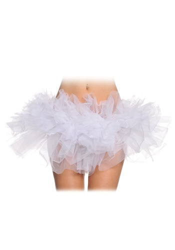 Ladies White Tutu