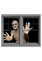 Menacing Mummy Window Cling Set