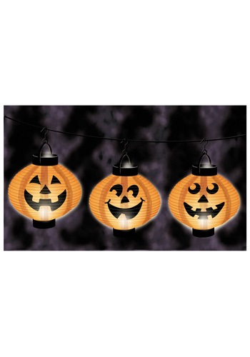 3 Pack Halloween Lighted Lanterns