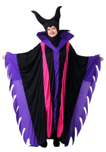 Plus Size Malevolent Witch Costume
