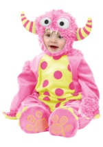 Pink Mini Monster Infant Costume