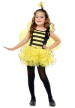 Girls Honey Bee Costume