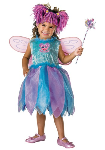 Abby Cadabby Deluxe Costume