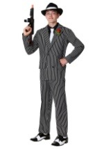 Deluxe Gangster Costume For Teens