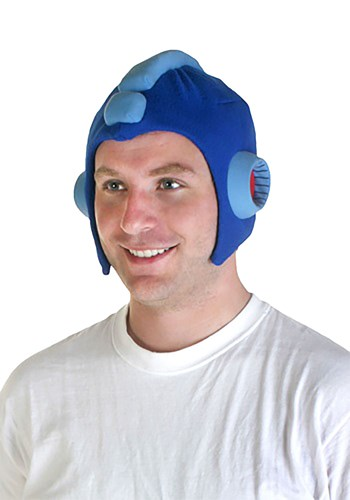 Mega Man Headpiece