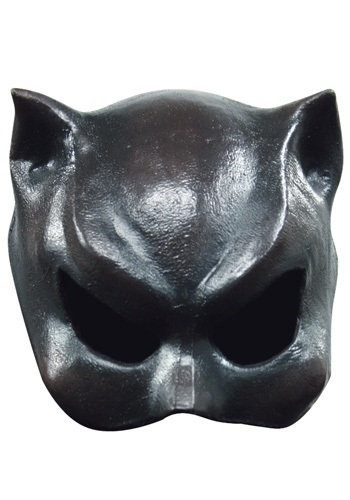 Cat Villain Half Mask