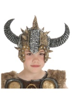 Kids Viking Warrior Helmet
