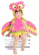 Colorful Little Owl Costume