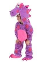 Teagan the Purple Dragon Costume