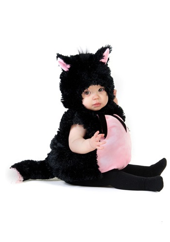 Plump Infant Kitten Costume