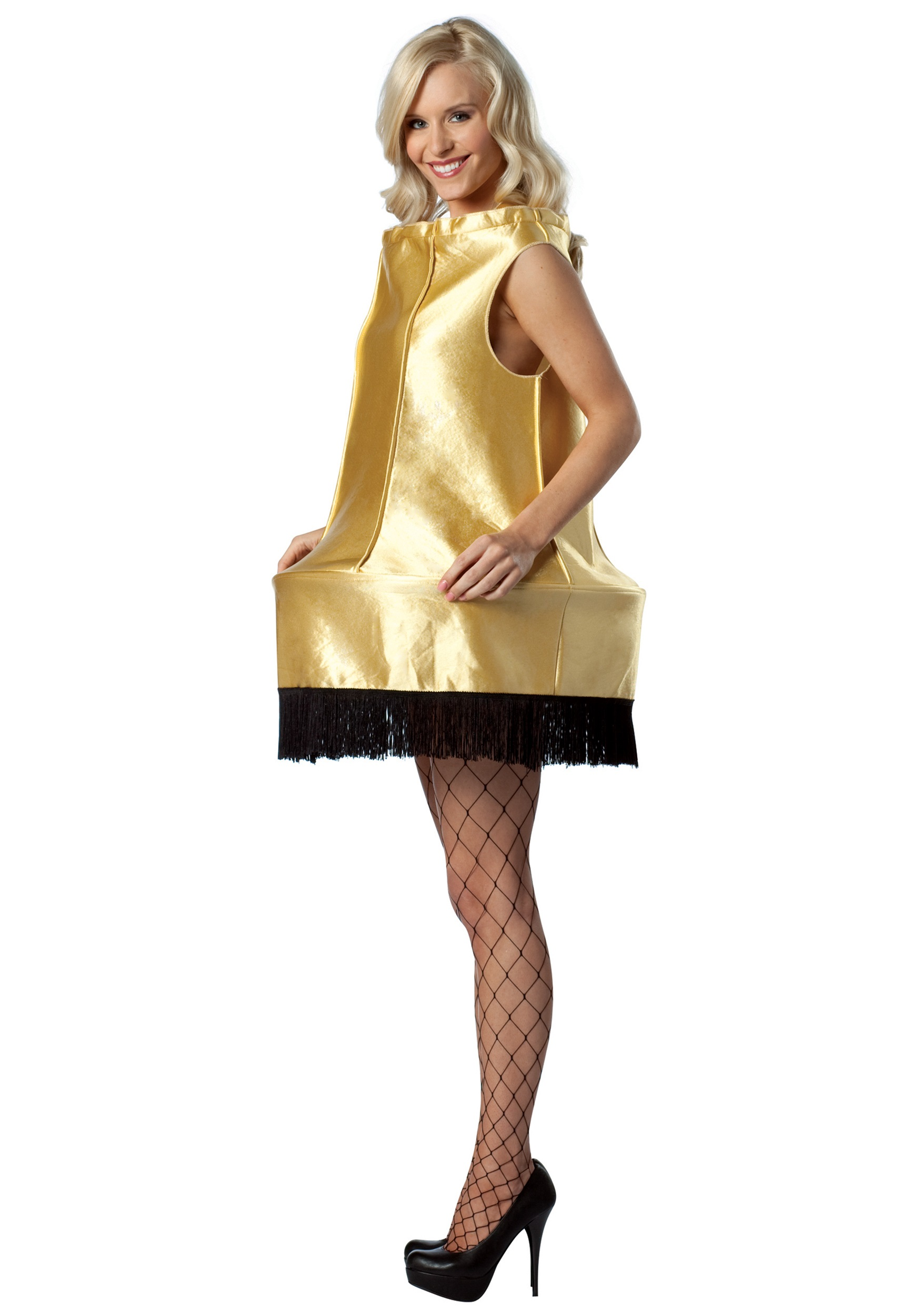 A christmas story womans leg lamp costume