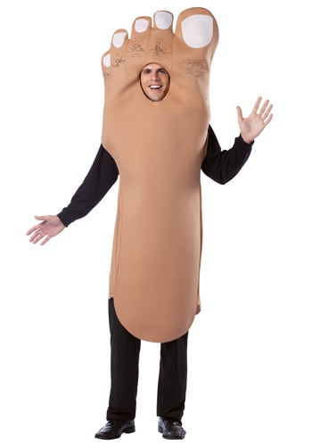 Bare Foot Costume