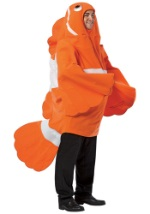 Clownfish Costume For Adults