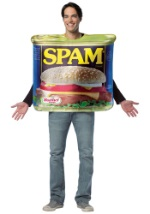 Adult Canned Spam Costume