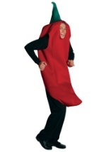 Hot Red Chili Pepper Adult Costume