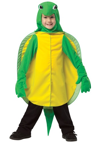 Comical ChildsTurtle Costume