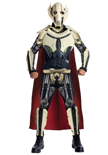Deluxe General Grievous Costume For Adults