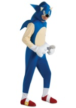 Deluxe Sonic Costume For Adults