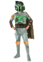Kids Deluxe Light Up Boba Fett Costume