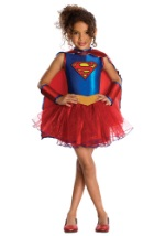 Kids Supergirl Tutu