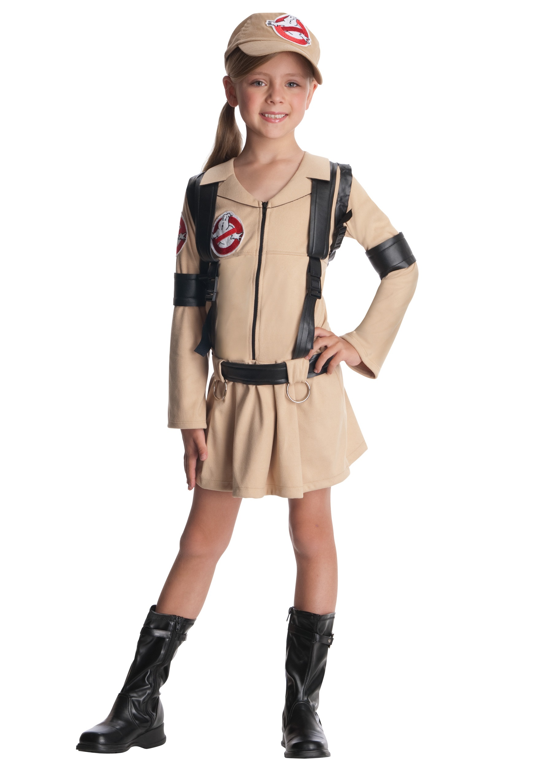 Sexy ghost busters costume