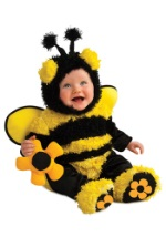 Buzzy Baby Bee Costume